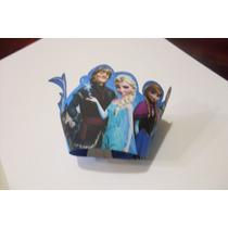 Capacillos Cup Cake Personalizado Frozen Buzz Mickey Wrapper