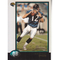 1998 Bowman Rookie Jonathan Quinn Qb Jaguars
