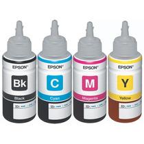 Tinta Original Epson L110 L210 L310 L355 L555 L1300 L800