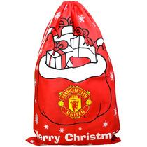 Papá Saco - Presente Manchester United Fc Soccer Navidad