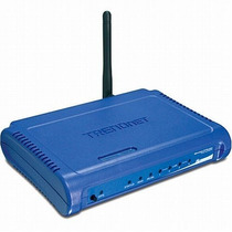 Router Wifi Wireless Banda Ancha Trendnet 54 Mbps Vv4