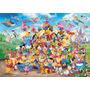 Carnaval Disney Ravensburger Rompecabezas 1000 Piezas