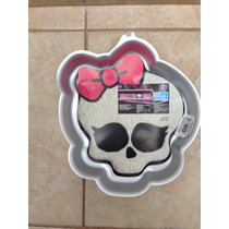 Molde De Pastel Monster High Marca Wilton