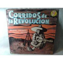 Lp Corridos De La Revolucion Bulmaro Contreras Conjunto Nort