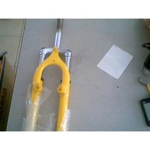 Horquilla Nueva 21.1 Bici Amortiguador Freno V Freno Caliver
