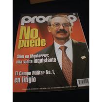Proceso No Puede Francisco Gil #1416, Año 2003