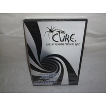 The Cure - Live At Reading Festival 2012 Dvd