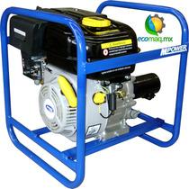 Vibrador De Concreto Mpower 5.5hp Con Chicote 7 Mts Ecomaqmx