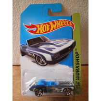 Hot Wheels 69 Camaro Azul 213/250 2014