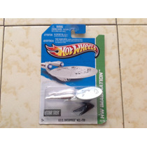 Hot Wheels U.s.s Enterprise Ncc-1701 (star Trek)