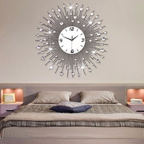 Reloj Grande De Pared Decorativo