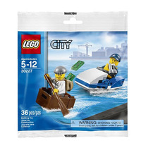 Lego City Police Watercraft 30227