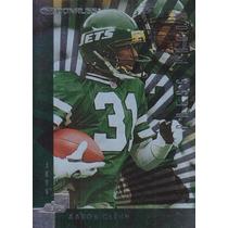 1997 Donruss Press Proof Silver Aaron Glenn Jets /1500