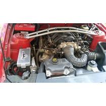 Barra Estabilizadora Tapa Fusibles Mustang 2005 Al 2009 Gris