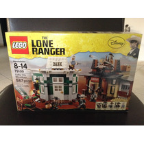 Lego Set 79109 The Lone Ranger Llanero Solitario