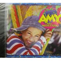 Amy La Niña De La Mochila Azul Volumen 2 Nuevo Cerrado