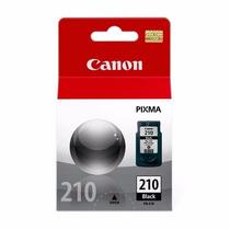 Cartucho De Tinta Canon Pg 210bk Negro 2974b017aa