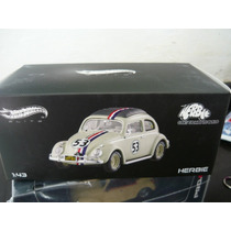 Vw Sedan Herbie (cupido Motorizado) Goes To Monte Carlo 1:43