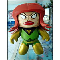 Marvel X-men,fenix,mightj Muggs,loose,16 Cm,de Coleccion.