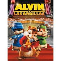 Alvin Y Las Ardillas Seminuevo Dvd Envio Gratis