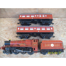 Tm.lionel G Gauge Harry Potter Hogwarts Express R/c Battery