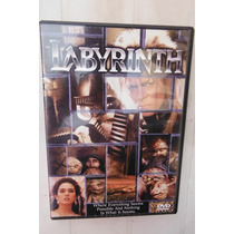 Labyrinth Import Usa Movie David Bowie By Jim Henson