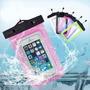 Funda Contra Agua Universal Para Celulares Sumergible Iphone