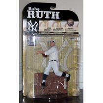 Mcfarlane Mlb Cooperstown 6 Babe Ruth New York Yankees 2009
