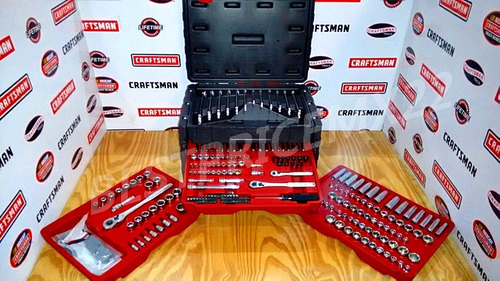 Caja de herramientas craftsman 270 piezas edicion especial - Cajas de herramientas precios ...