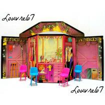 Barbie & The Rockers Hot Stage Escenario / Camerino Louvre67