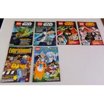 Lego Revistas Posters Lego Club Cronicas De Yoda Hm4