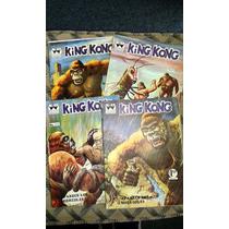 Comics De King Kong, Editorial Orizaba