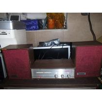 Radio Antiguo Pequeño Am Y Fm Marca Selectro Delos 70s