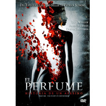 Dvd El Perfume Historia De Un Asesino (2006) - Tom Tykwer