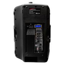 Bafle Audiobahn 15 Pulg 550w Rms Sd Usb Display Triamp Xaris