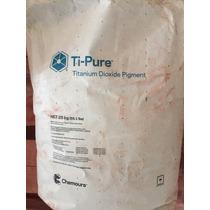 Kilo Dióxido Titanio Pigmento Blanco Pintura, Recubrimiento