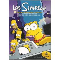 Los Simpsons Temporada 7 Siete . Septima Serie De Tv En Dvd
