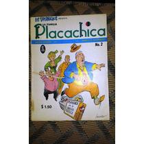 Comic De Los Supermachos Presenta La Familia Placachica