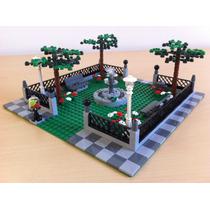 Lego Parque De La Ciudad Creación Original City Creator