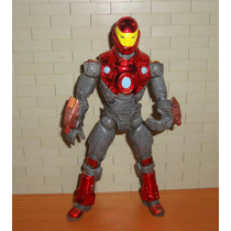 Ultimate Iron Man Marvel Legends Series Annihilus Loose