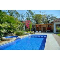 Casa Sola En Valle De Atongo, Aniceto Villamar