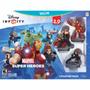 Disney Infinity Marvel Super Heroes 2.0 Wii U Nuevo