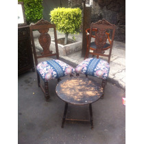 Silla Sillon Antiguo