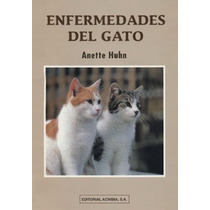 Enfermedades Del Gato - Siameses - Persa - Libro