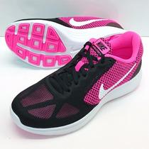 Tenis Nike Revolution 3 Mujer (adidas Puma Lacoste Vans)