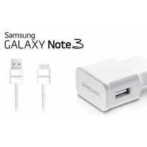 Cargador Y Cable De Datos Usb 3.0 Samsung Galaxy Note3 Orig.