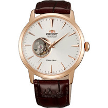 Reloj Automático Orient Open Heart Fdb08001w0