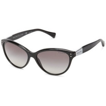 Gafas Ralph Lauren 0ra5168 Cat Eye Sunglasses Negro, 58 Mm