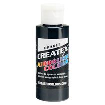 Createx Negro Opaco 8 Oz Aerografo Pinturas Pintura