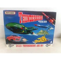 Set D 5 Naves Thunderbird Recate Pakmatchbox